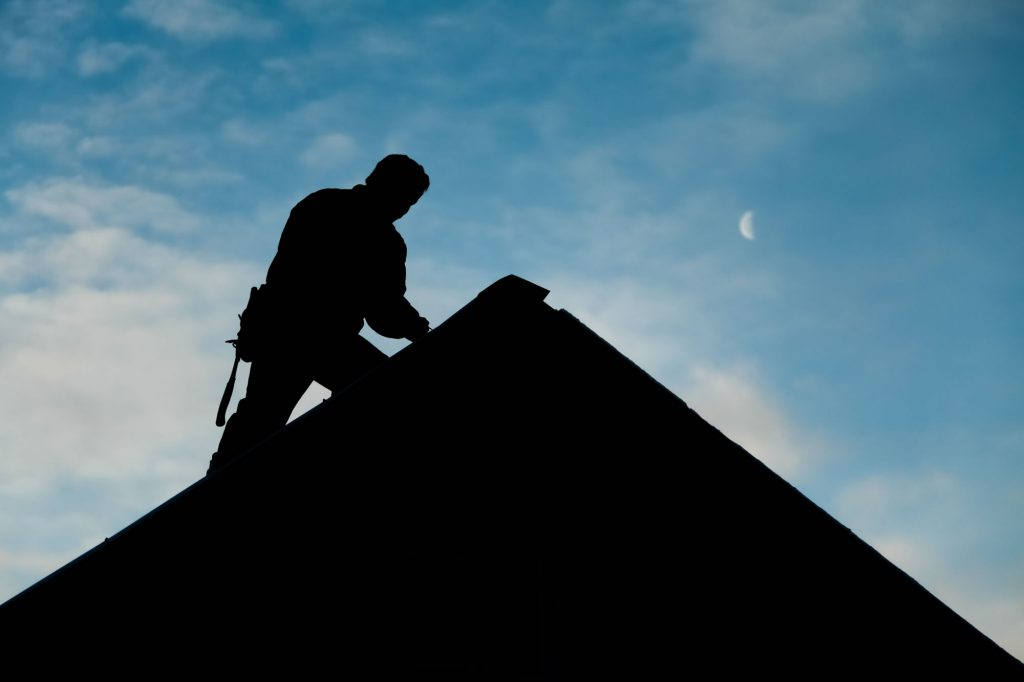 Roofer in London